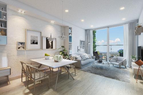 Hé lộ vẻ đẹp tiềm ẩn trong thiết kế căn hộ Vinhomes Skylake