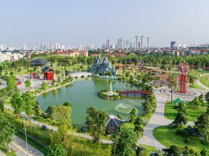 Vinhomes Smart City Tay Mo, Dai Mo, Nam Tu Liem apartment for rent